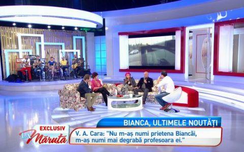 Imagini exclusive: Bianca si Victor Slav, dupa operatia roscatei. In ce consta interventia chirurgicala