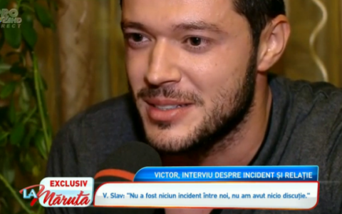 Victor Slav face lumina in scandalul dintre Bianca si paparazzi. Prezentatorul TV explica de ce nu poarta verigheta