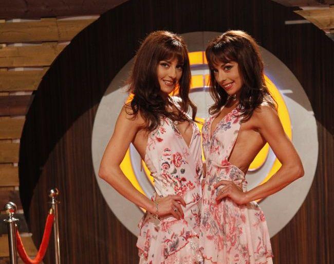 "Surorile Cheeky Girls, la un pas sa dea foc bucatariei. Ce au marturisit concurentele de la ""MasterChef - Proba celebritatii"""