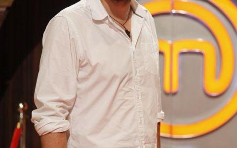 Alex Dima a slabit 4 kilograme in timpul filmarilor pentru  MasterChef - Proba celebritatii