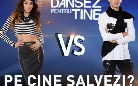 Dansez pentru tine  e in fiecare vineri, la ProTV. Ruby si Sorin Brotnei, condamnati la duel. Afla CUM VOTEZI