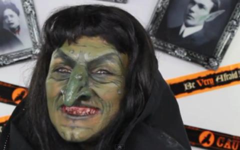 Vrajitoare, vampir sau catwoman? O artista aduna milioane de vizualizari cu cele mai inspirate tutoriale de machiaj pentru Halloween - VIDEO