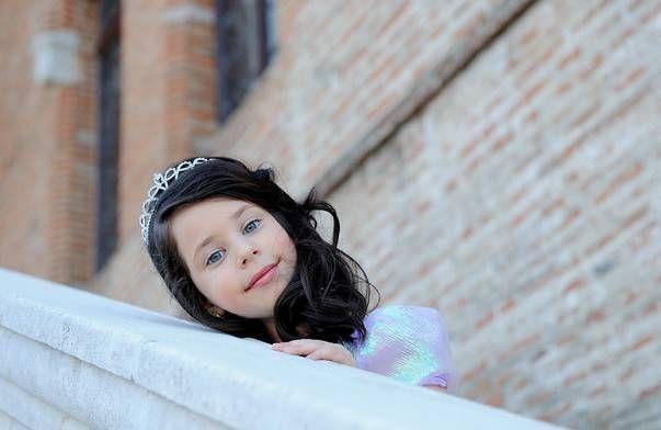 PRO TV - Este extrem de mandra de fetita ei: Eu o vad tot mica . Iata cum arata Violeta, fiica Andreei Marin si a lui Stefan Banica, la 6 ani