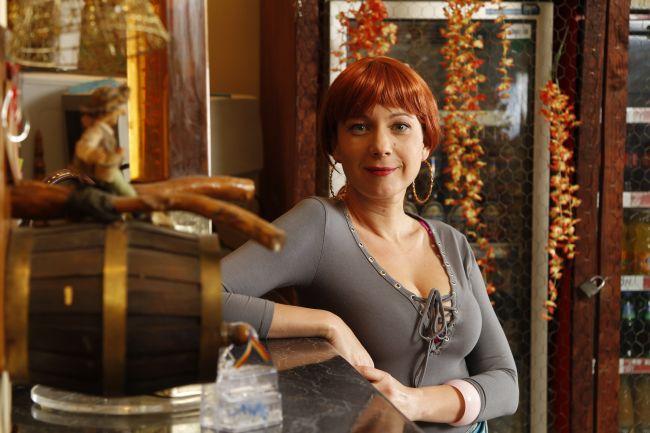 "Nu se astepta sa devina ""Aspirina"". Ce rol a vrut Mirela Oprisor sa interpreteze in ""Las Fierbinti"""