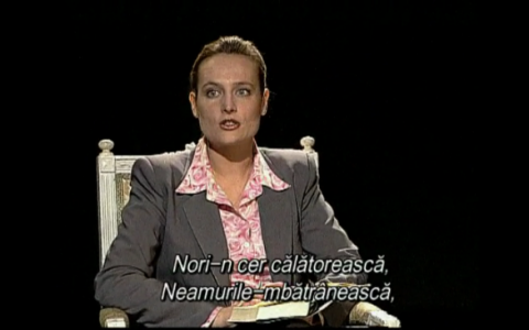 Cum suna Eminescu in portugheza, maghiara, suedeza, franceza si engleza. Un experiment unic in Romania: VIDEO