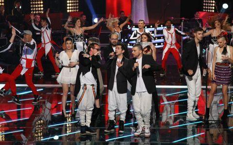 Sambata asta, la  Vocea Romaniei , voteaza-ti favoritii intr-un nou show LIVE!