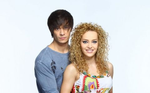 Alexia si Dima devin parinti intr-o casnicie esuata, in telenovela  O noua viata
