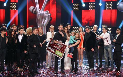 Mihai Chitu a devenit noua Voce a Romaniei, iar ProTV a castigat din nou lupta pentru audienta, in cea de-a doua seara de Craciun