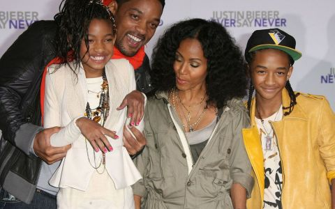 Willow Smith are doar 14 ani, dar arata de 20. Cum apare fiica lui Will Smith in cele mai recente imagini