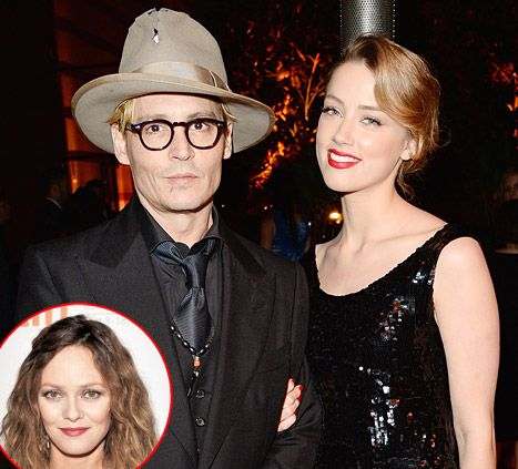 Nimeni nu se astepta ca Vanessa Paradis sa faca asta dupa ce Johnny Depp s-a logodit cu Amber Heard
