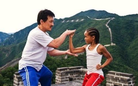 Transformarea uluitoare a pustiului din  Karate Kid , nimeni altul decat fiul lui Will Smith. Cum a fost surprins acesta in LA