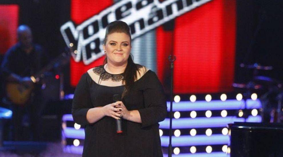 Oana Radu, fosta concurenta de la  Vocea Romaniei , supranumita  Adele de Romania  a slabit 50 de kilograme si lanseaza o noua melodie