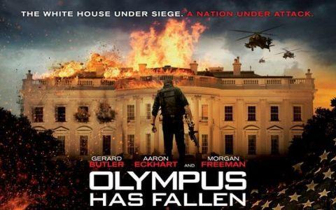 Morgan Freeman, Gerard Butler si Aaron Eckhart decreteaza  Cod Rosu la Casa Alba , diseara, de la 20:30 la ProTV