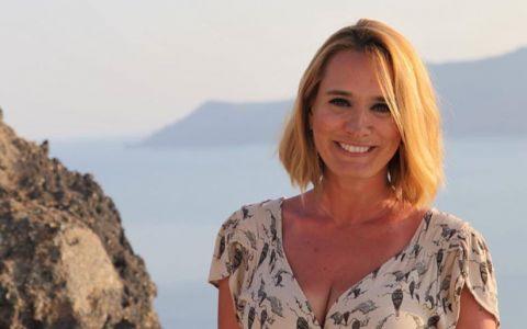 Interviu cu Andreea Esca la postul de televiziune France 2:  Am ales aceasta meserie din intamplare