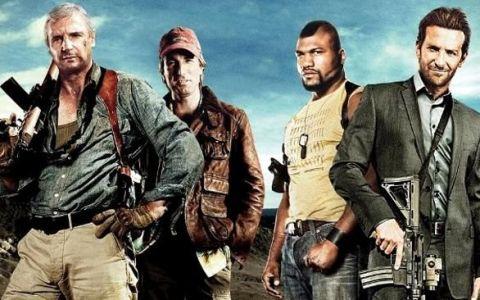 Liam Neeson si Bradley Cooper formeaza  The A-Team - Echipa de soc , in curand, la ProTV