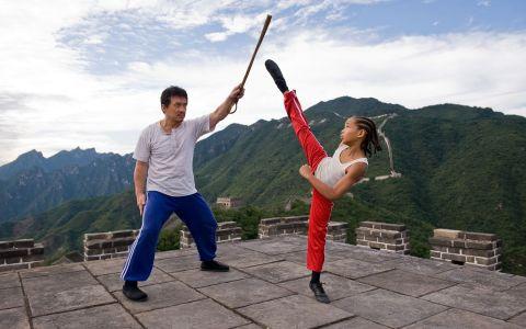 Jackie Chan si Jaden Smith vor juca din nou impreuna in  Karate Kid 2 . Vezi transformarea uluitoare a pustiului-minune din primul film