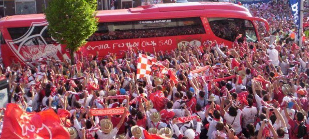 Sevilla - Benfica, LIVE BLOG, diseara, de la 21.45, pe SPORT.RO. Nu pierde marea finala Europa League, in direct la ProTV
