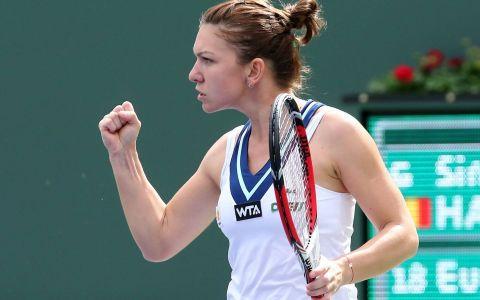 Un NOU RECORD! Simona Halep este pe locul 4 WTA. E cea mai buna clasare a unei jucatoare din Romania, din toate timpurile
