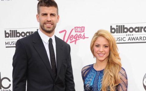 Aparitia extrem de provocatoare cu care Shakira a uimit la Premiile Billboard. A venit fara lenjerie intima si toti au observat