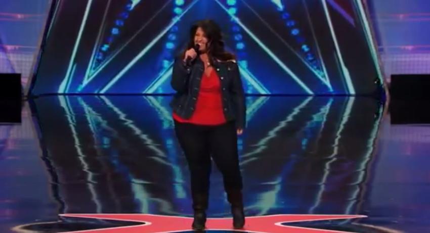 Juratii de la America s Got Talent au ras pana la lacrimi. Ce a facut aceasta concurenta pe scena a ridicat imediat sala in picioare