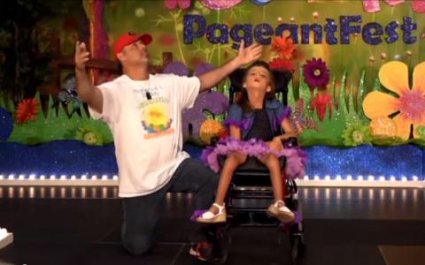 Un videoclip de aproape 5.000.000 de vizualizari. Gestul acestui tata pentru fetita lui a facut inconjurul internetului