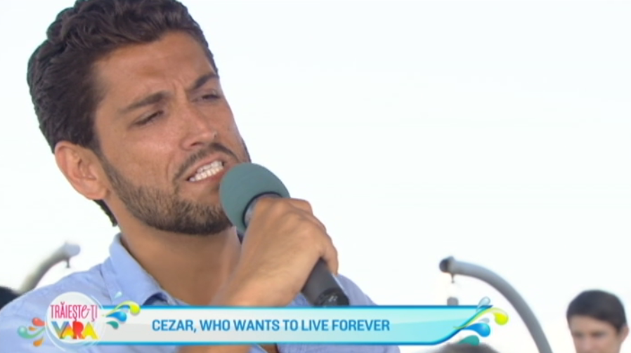 Cezar Ouatu - Who wants to live forever