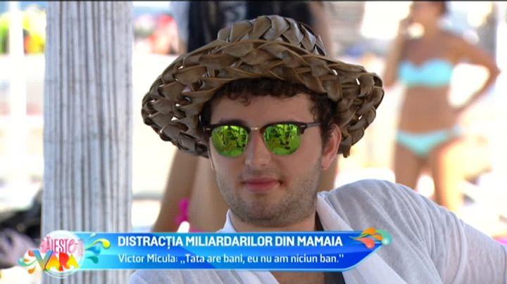 "Victor Micula: ""Am fost cu elicopterul sa ma rog la manastire"""