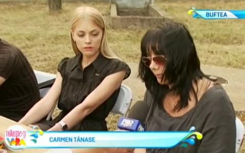 Carmen Tanase si Andreea Ibacka deplang moartea cascadorului Szobi Cseh