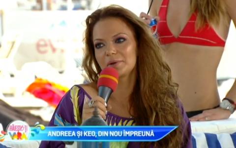 Andreea Antonescu: Stateam cu Andreea Balan la barfa pana a doua zi dimineata