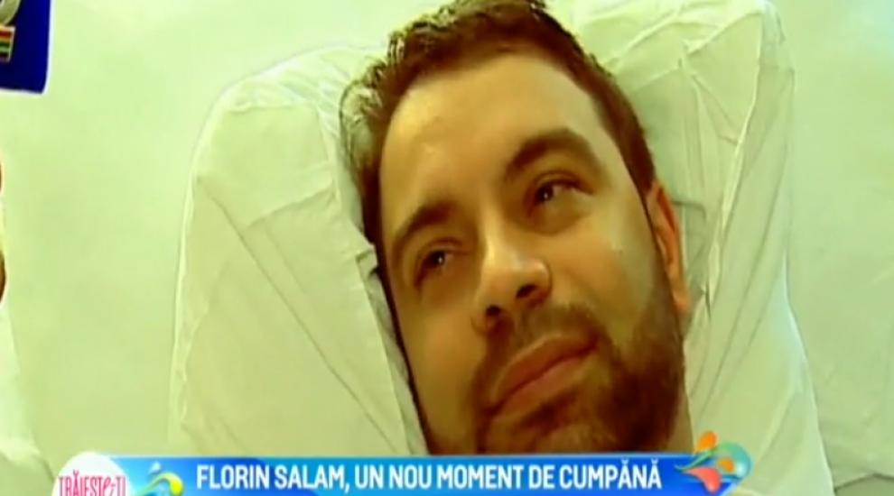 Florin Salam, un nou moment de cumpana