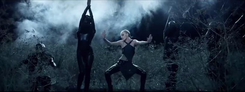 Alexandra Stan si-a aratat si partea  intunecata . Cum arata cel mai nou videoclip cu care artista a starnit o multime de controverse