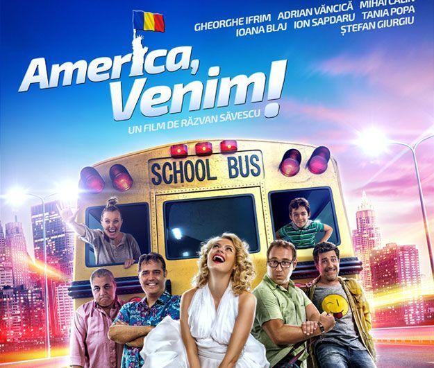 Adrian Vancica si Gheorghe Ifrim din bdquo;Las Fierbinti  aterizeaza in America
