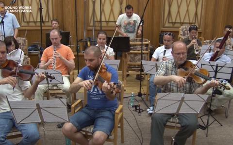 O orchestra din Romania a fost laudata de cei de la Coldplay:  E ceva minunat . Clipul de 80.000 de like-uri si peste 12.000 de share-uri