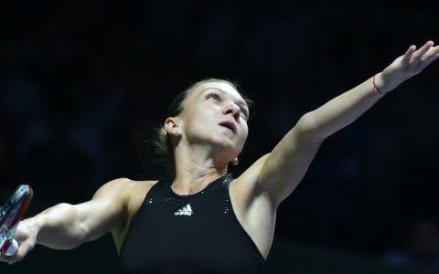 Ce meci! Victorie istorica pentru Simona Halep in fata Serenei Williams la Turneul Campioanelor, 6-0 6-2!