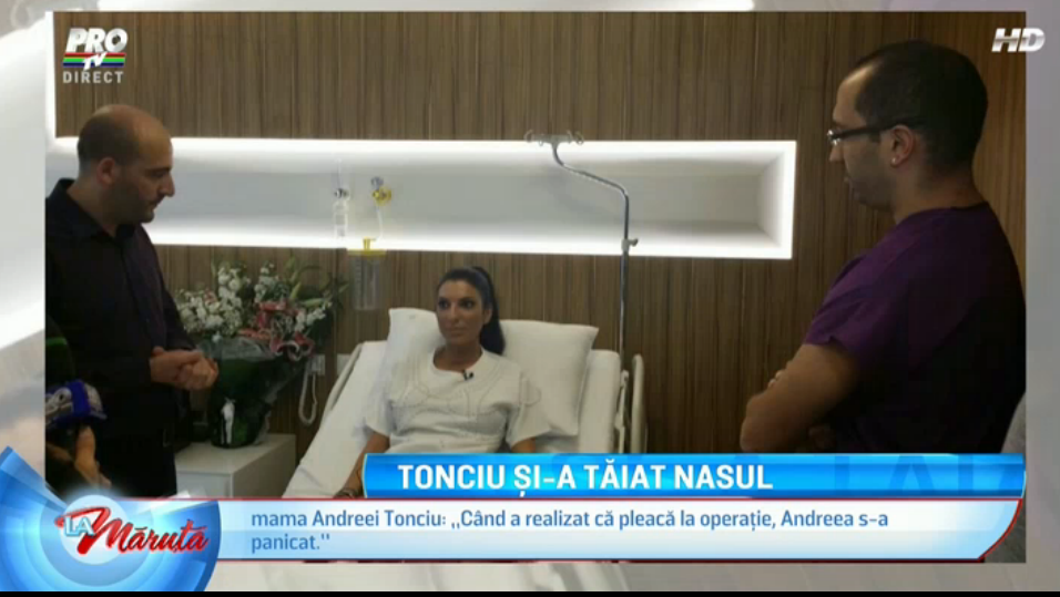 Andreea Tonciu s-a intors in Romania. Primele imagini cu bruneta au fost publicate chiar de ea pe internet. Uite cum arata acum