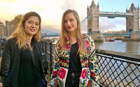 In materialele speciale Stirile Pro TV difuzate de 1 decembrie, Amalia Enache sta de vorba cu tinerii noii generatii