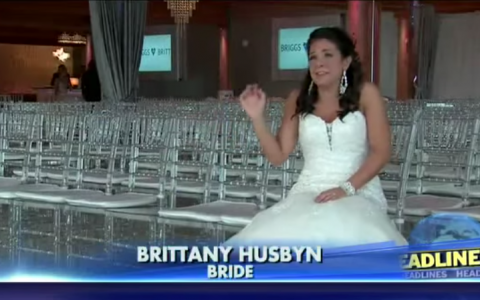 S-au intalnit la o nunta, iar dupa 20 de ani si-au unit destinele intr-un mod bizar. Povestea de dragoste care a facut inconjurul internetului