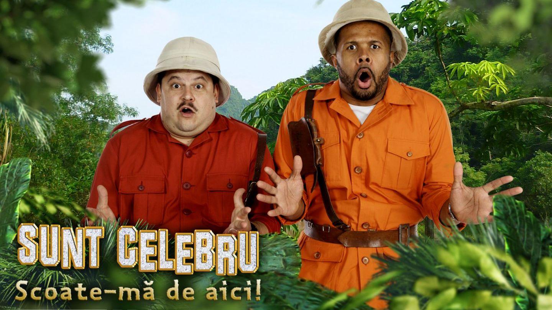"""""""Sunt celebru, scoate-ma de aici!"""". Cel mai asteptat reality-show incepe din 16 februarie, numai la PRO TV!"""