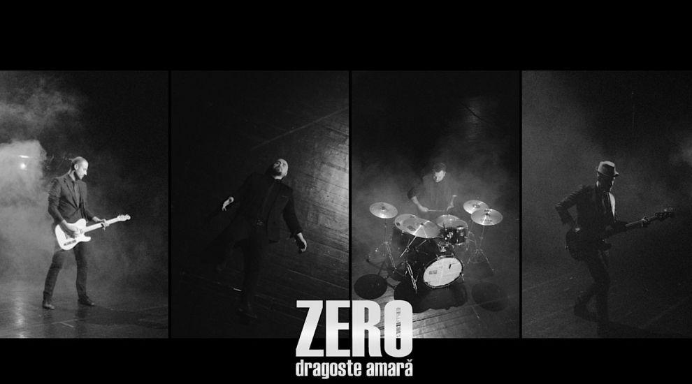 "Trupa Zero lanseaza un nou single. Cum suna piesa ""Dragoste amara"" - VIDEO"