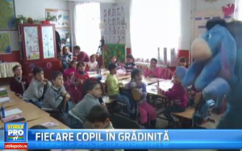 Asociatia OvidiuRo trimite anual 1500 de copii sarmani la gradinita