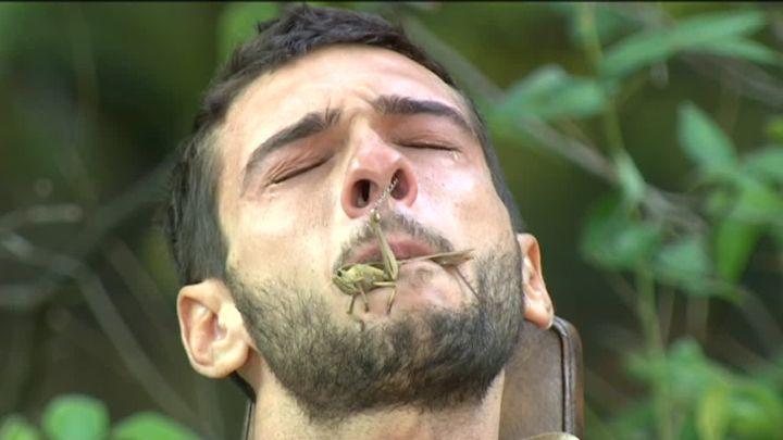 """Dorian Popa, 4 din 4 la proba """"Lacrimi si dinti"""". Artistul a izbucnit in lacrimi la finalul provocarii"""