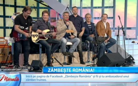 Toata Romania zambeste alaturi de trupa Holograf! Formatia a lansat videoclipul piesei  De cate ori sa te iubesc
