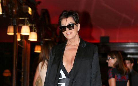Cea mai sexy bunica din lume! Kris Jenner, intr-o tinuta pe care femeile cu 30 de ani mai tinere n-au curaj sa o poarte