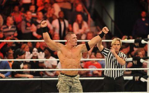 John Cena si Nikki Bella formeaza un cuplu puternic. Vezi cat de frumoasa este iubita celebrului sportiv