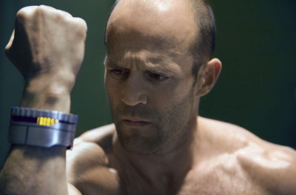 Jason Statham n-a fost intotdeauna atat de musculos si impunator. Cum arata in urma cu 18 ani, la debutul in actorie
