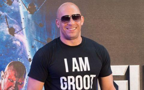 A lucrat intens ca sa ajunga asa. Cum arata Vin Diesel la inceputul carierei, cu mai mult par si mai putini muschi