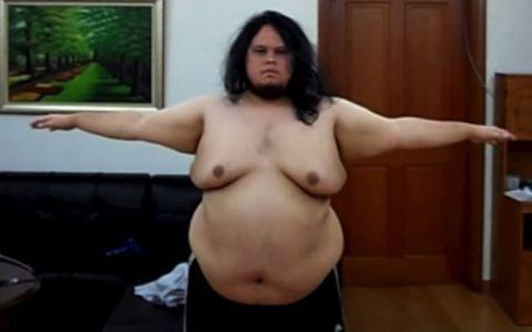 Oamenii i-au spus ca  este cea mai grasa persoana pe care au intalnit-o . Ce s-a intamplat 5 ani mai tarziu e uimitor