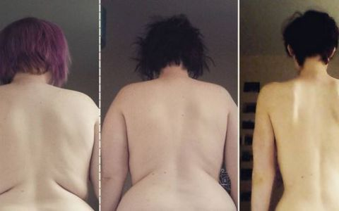 A slabit 63 de kilograme si a documentat transformarile corpului ei pe Instagram. Cum a ajuns sa arate acum aceasta fata