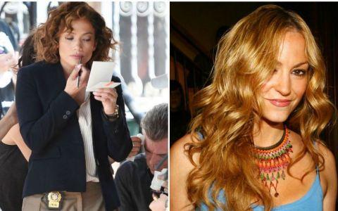 Jennifer Lopez are o colega la fel de atragatoare ca ea. Cine e  politista  sexy care joaca alaturi de diva latino