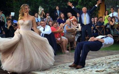 S-a casatorit cu un magician si a avut parte de surpriza vietii ei. Ce a facut mirele chiar in mijlocul petrecerii